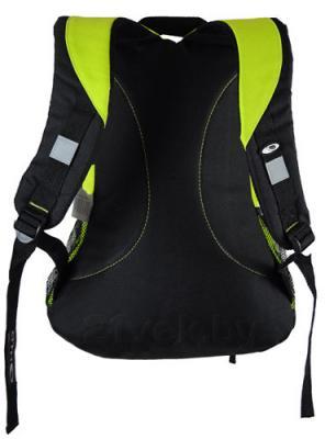 Рюкзак велосипедный Outhorn Infinity СОL12-РСU048 (Lime) - вид сзади