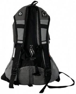 Рюкзак велосипедный Outhorn Micron СОL12-РСR002 (Gray) - вид сзади