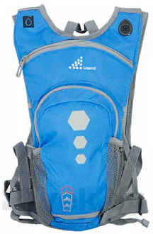 Рюкзак велосипедный 4F Rufin С4L12-РСR004 (Light Blue) - общий вид