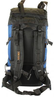 Рюкзак туристический Outhorn Argon-80 COL12-PCG003 (Blue) - вид сзади