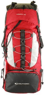 Рюкзак туристический Outhorn Argon-80 COL12-PCG003 (Red) - общий вид