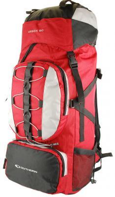 Рюкзак туристический Outhorn Argon-80 COL12-PCG003 (Red) - вид сбоку