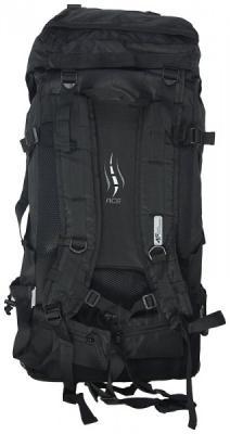 Рюкзак туристический 4F Katmandu-40 C4L12-PCG001A (Black) - вид сзади