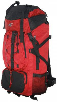 Рюкзак туристический 4F Katmandu-40 C4L12-PCG001A (Red) - общий вид