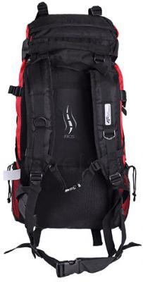 Рюкзак туристический 4F Katmandu-40 C4L12-PCG001A (Red) - вид сзади