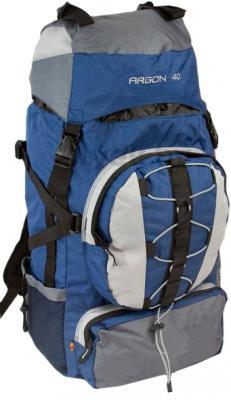 Рюкзак туристический Outhorn Argon-40 COL12-PCT053 (Blue) - общий вид
