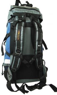 Рюкзак туристический Outhorn Argon-40 COL12-PCT053 (Blue) - вид сзади