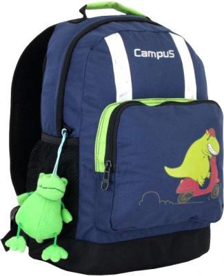 Школьный рюкзак Campus Momo-15 (Blue) - общий вид