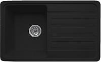 Мойка кухонная Granicom G010-01 (антрацит) -