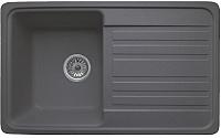 Мойка кухонная Granicom G010-04 (серый) -