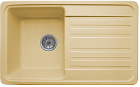 Мойка кухонная Granicom G010-06 (шампань) -