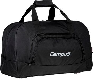 Дорожная сумка Campus Kit Bag-35 (Black-Gray) - общий вид