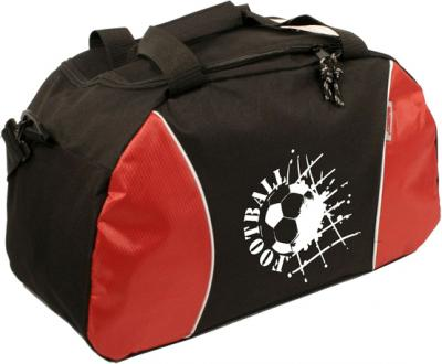 Спортивная сумка Paso 49-886 (Red) - общий вид