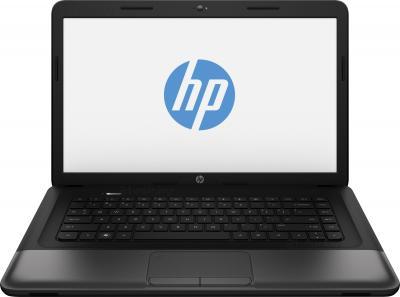 Ноутбук HP 250 G1 (H6E17EA) - фронтальный вид