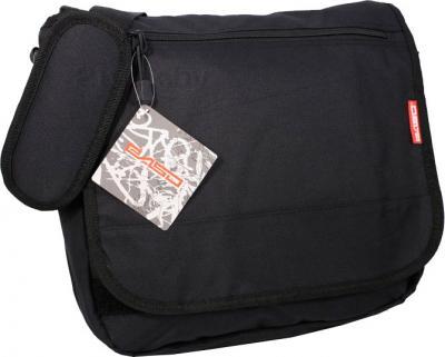 Сумка для ноутбука Paso 61-518 (Black) - общий вид