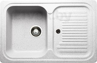 Мойка кухонная Granicom G013-08 (жасмин) - реальный цвет модели может немного отличаться от цвета, представленного на фото
