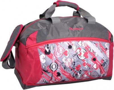 Спортивная сумка Paso 13-442 (Pink) - общий вид