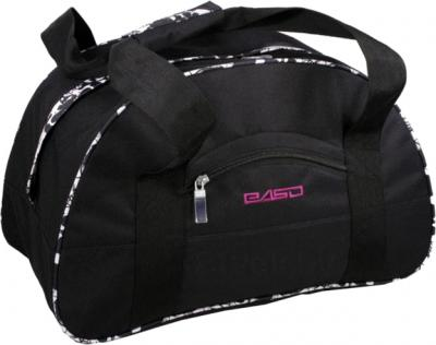 Спортивная сумка Paso 49-640 (Black) - общий вид