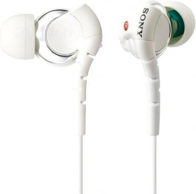 Наушники Sony MDR-EX310LP (White) - общий вид