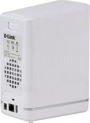 Сетевой накопитель D-Link ShareCenter DNS-327L - вид сзади