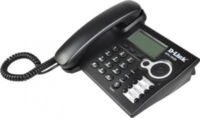 IP-телефон D-Link DPH-150S/F4A - общий вид