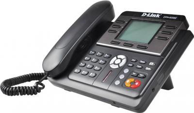 IP-телефон D-Link DPH-400SE/E/F2 - общий вид