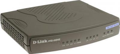 Голосовой шлюз D-Link DVG-6004S - общий вид