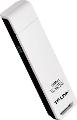 Беспроводной адаптер TP-Link TL-WN721NC - вполоборота