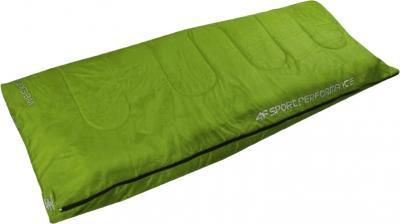 Спальный мешок 4F Weekend C4L11SRU001 (Green) - общий вид