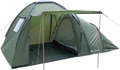 Палатка 4F Nodus 3-местная - общий вид