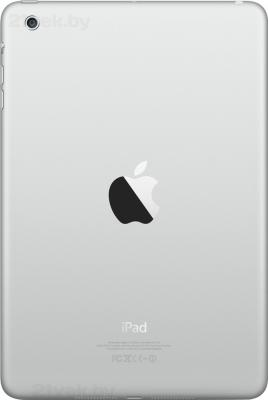 Планшет Apple iPad mini 64GB Silver (ME281TU/A) - вид сзади