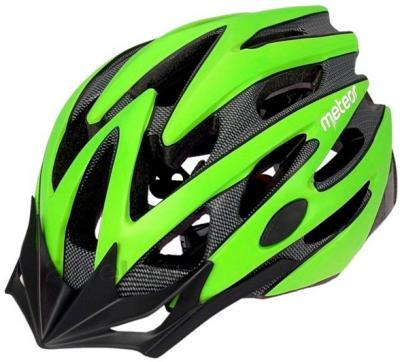 Защитный шлем Meteor MV29 (M/L, Green) - общий вид