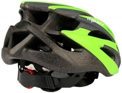 Защитный шлем Meteor MV29 (M/L, Green) - вид сзади