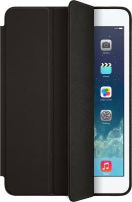 Чехол для планшета Apple iPad Air Smart Case MF051ZM/A (Leather Black) - общий вид