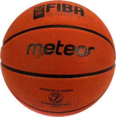 Баскетбольный мяч Meteor Cellular Fiba 07001 - общий вид