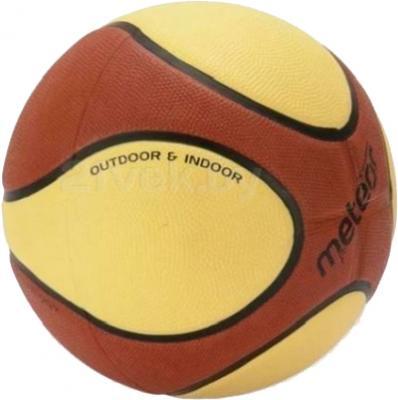 Баскетбольный мяч Meteor Cellular Shell 07005 - общий вид