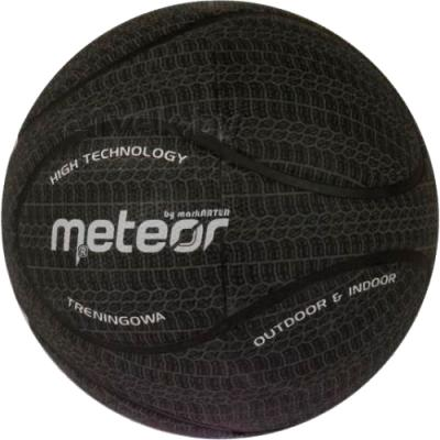 Баскетбольный мяч Meteor Cellular Shell 07009 (Gray) - общий вид