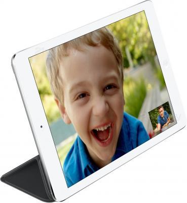 Чехол для планшета Apple iPad mini Smart Cover MF059ZM/A (черный) - вполоборота