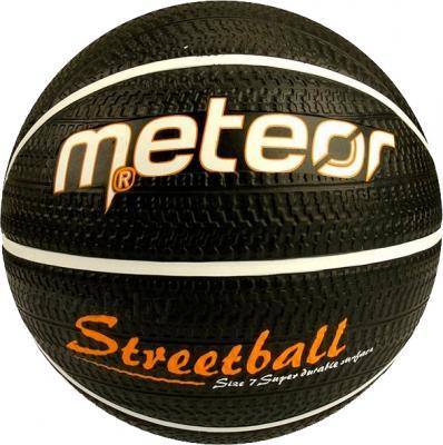 Баскетбольный мяч Meteor Streetball 07058 - общий вид