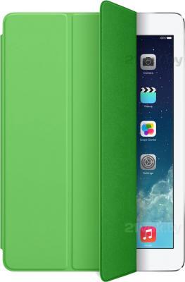 Чехол для планшета Apple iPad mini Smart Cover MF062ZM/A (Green) - общий вид