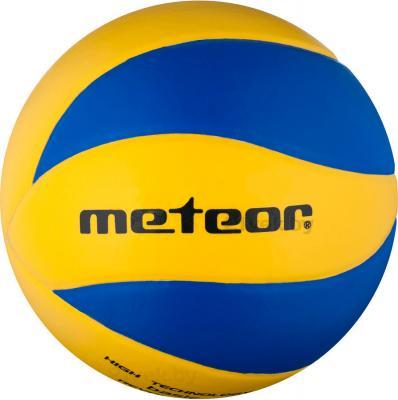 Мяч волейбольный Meteor Basic Revolution 10066 (Blue) - общий вид