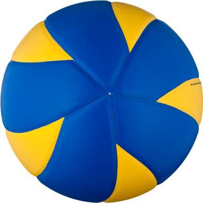 Мяч волейбольный Meteor Basic Revolution 10066 (Blue) - вид сзади