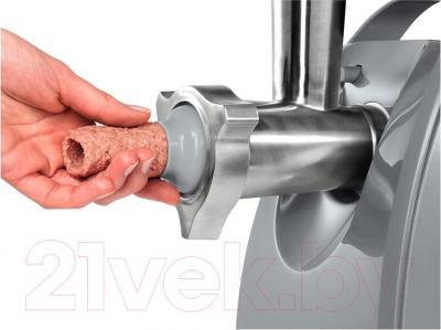 Мясорубка электрическая Bosch MFW66020 - изготовление котлет