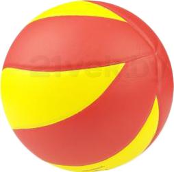 Мяч волейбольный Meteor Basic Revolution 10067 (Red) - вид сзади