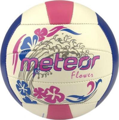 Мяч волейбольный Meteor Flower 10060 - общий вид