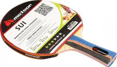 Ракетка для настольного тенниса Meteor Sui 15004 - в упаковке