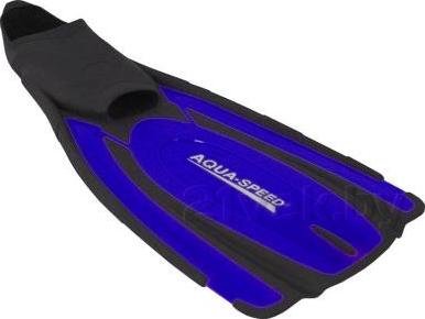 Ласты Aqua Speed Ocean REF713 (L, синий) - общий вид