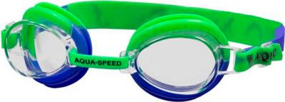 Очки для плавания Aqua Speed Aloa 002-30 (Green) - общий вид