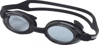 Очки для плавания Aqua Speed Malibu 008-07 (Black) - общий вид