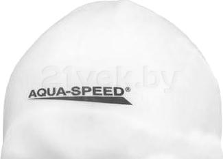 Шапочка для плавания Aqua Speed Racer 123 - общий вид